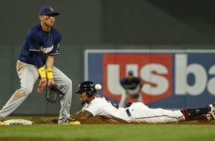 brewers drop third straight game, lose 11-4 to twins