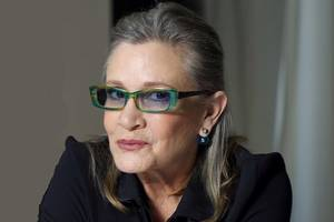 carrie fisher leaves behind estate worth nearly $7 million, court papers show