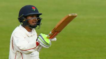 haseeb hameed: lancashire batsman says poor form can make him better player