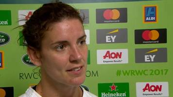 women's world cup 2017: england got the job done - captain sarah hunter