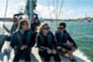 Young cancer survivors to sail in Dartmouth as part of epic...