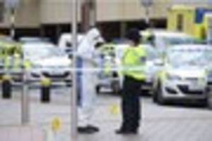 Man killed in Plymouth train station stabbing named by police