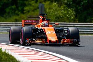 lando norris describes his first official formula one test for mclaren-honda as a 'very special feeling'