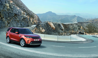 Land Rover Opens Bookings for the All-New Discovery in India Starting at Rs. 68.05 Lakh