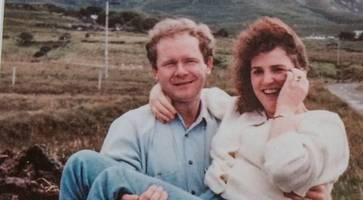 rarely-seen side of martin mcguinness's life goes on show