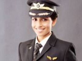 Air India's Anny Divya is youngest female Boeing 777 pilot
