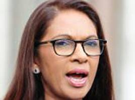 gina miller afraid to leave home after acid attack threats