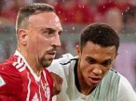 Liverpool's Trent Alexander-Arnold ready for first-team