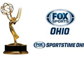 FOX Sports Ohio and SportsTime Ohio celebrate five EMMY Awards from NATAS' Lower Great Lakes and Ohio Valley Chapters