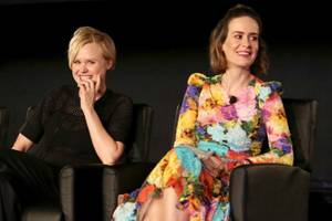 'american horror story: cult:' sarah paulson says her character is in a same-sex marriage