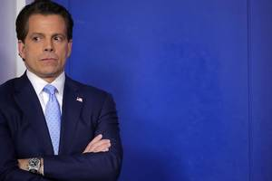 Anthony Scaramucci Calls 'Lowlife' Ryan Lizza the 'Linda Tripp of 2017'