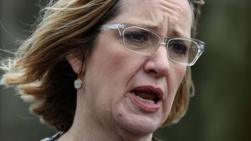home secretary amber rudd targeted by email hoax