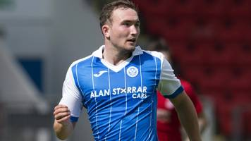st johnstone duo join queen of the south on loan