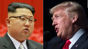 trump escalates war of words with n.korea: things will happen to them like they never thought possible