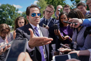 Anthony Scaramucci to appear on Stephen Colbert's 'Late Show' Monday
