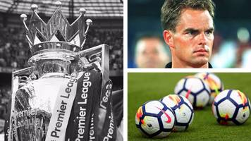 New signings, new bosses, new rules - Premier League season set to start