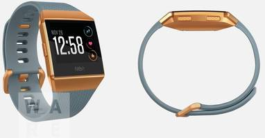 Fitbit's overdue smartwatch probably won't win any design awards