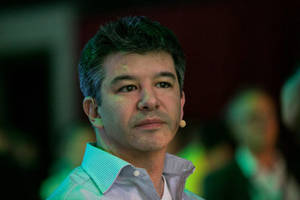 Ousted Uber CEO Kalanick sued for fraud, mismanagement