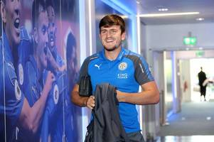 england consideration gives leicester city defender harry maguire confidence boost
