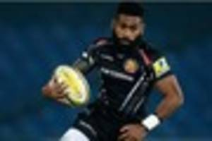 Former Exeter Chiefs player sexually assaulted woman during club...
