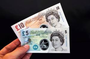 vegans angered by bank of england's decision to keep using animal fat in bank notes