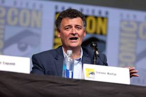 Steven Moffat reveals the classic Doctor Who monster he wishes he'd done more with