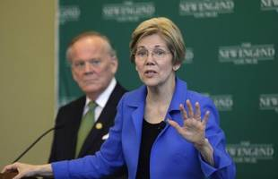warren calls out ceos behind lobbyists on consumer-protection rule