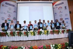 Key Stakeholders in Healthcare Including Government, Research Institutions, Academia, Industry, and International Agencies Congregate to Organise the First National Health Conclave 2017 on NCDs