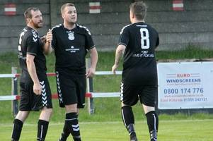 east kilbride thistle 4 vale of clyde 0: ryan at the double for jags