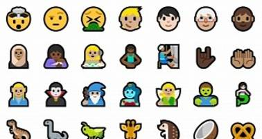 Forget the iPhone, Windows 10 Mobile Gets Brand New Emoji in Latest Build