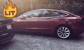 Early Tesla Investor Says Model 3 Drives like a Porsche