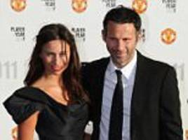 ryan giggs's marriage is over after divorce hearing