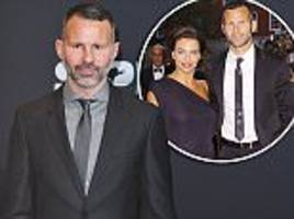 ryan giggs' protracted £40 million divorce set to end