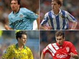 QUIZ: Name these 20 players from the Premier League 92/93