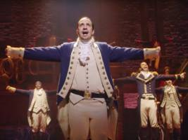 it's now easier than ever to enter the 'hamilton' lottery thanks to the show's new app