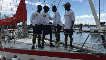 fastnet yacht race: state school greig city academy finishes
