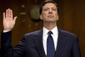 watchdog sues fbi for failure to turn over comey exit papers