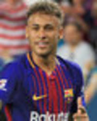 Neymar to make PSG debut on Sunday: Spanish authorities approve deal