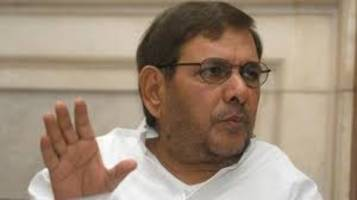 JDU to take action against its senior leader Sharad Yadav