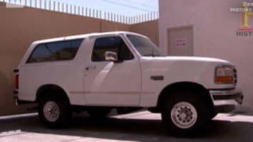 oj simpson's famed chase bronco hits pawn stars