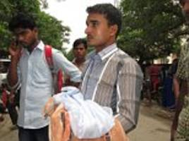 27 children die in 36 hours while treated in up hospital
