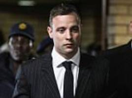 oscar pistorius to be freed for grandmother's funeral