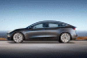 Tesla Model 3's battery-pack size revealed in EPA documents