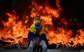 observing truths about oppressed venezuelans isn't political point scoring