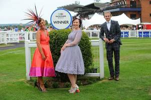 stylish racegoers will be in running for top prizes at ladies' day in beverley
