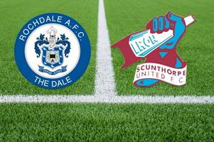 Rochdale v Scunthorpe: Five things to look out for