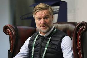 hearts interview steven pressley as jambos step up the hunt for a new boss