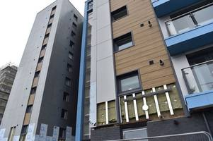 cladding on swansea high-rise buildings passes safety tests