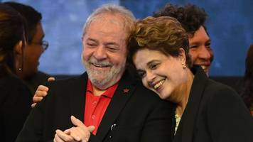 dilma rousseff: brazil 'coup' not over