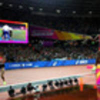 Athletics: Athlete takes wrong turn during steeplechase final at world athletics championships